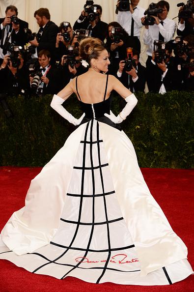"2014「""Charles James: Beyond Fashion"" Costume Institute Gala - Arrivals」:写真・画像(3)[壁紙.com]"