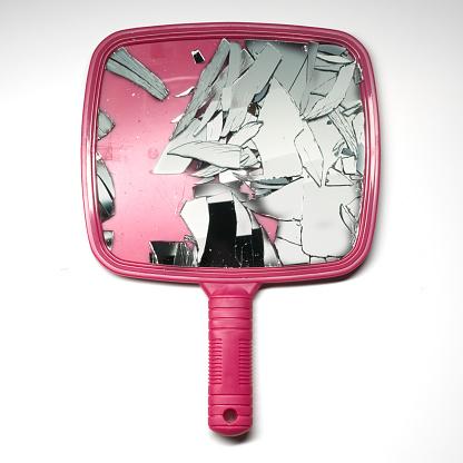 Hand Mirror「Broken mirror」:スマホ壁紙(15)