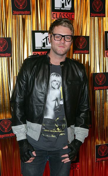 Scott Barbour「MTV Classic: The Launch - Arrivals」:写真・画像(10)[壁紙.com]