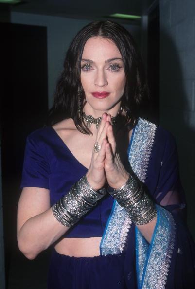 Brown Hair「Madonna At VH1 Vogue Fashion Awards」:写真・画像(8)[壁紙.com]
