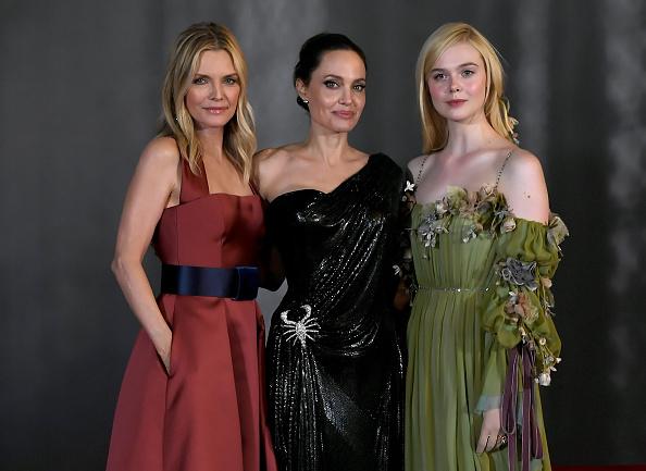 """アンジェリーナ・ジョリー「World Premiere Of Disney's """"Maleficent: Mistress Of Evil"""" - Red Carpet」:写真・画像(14)[壁紙.com]"""