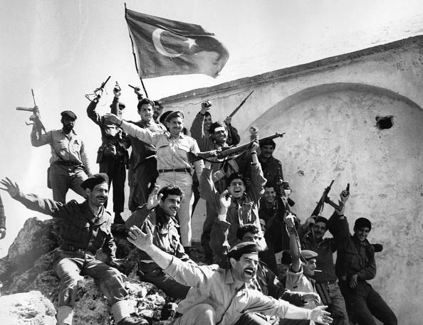 Republic Of Cyprus「Captured Flag」:写真・画像(7)[壁紙.com]