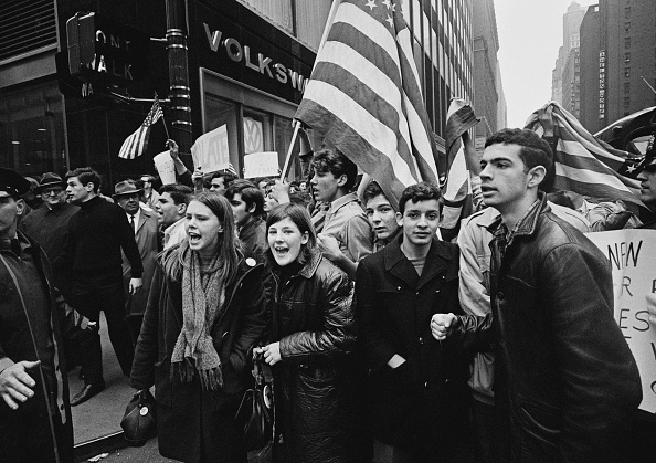 Patriotism「Counter Protest」:写真・画像(5)[壁紙.com]