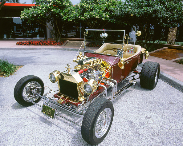 Hot Rod Car「1923 Ford model T custom hot rod」:写真・画像(1)[壁紙.com]