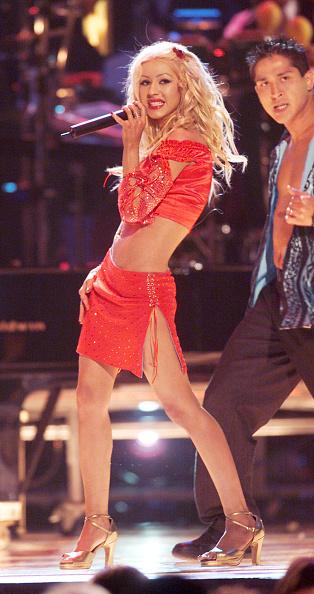 Ankle Strap Shoe「1st Annual Latin Grammy Awards」:写真・画像(19)[壁紙.com]