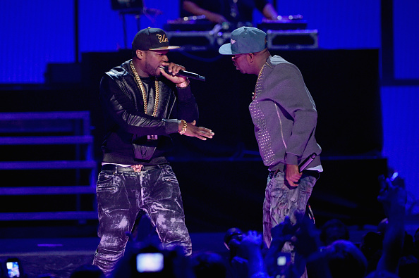 Tony Yayo「2014 iHeartRadio Music Festival - Night 2 - Show」:写真・画像(9)[壁紙.com]
