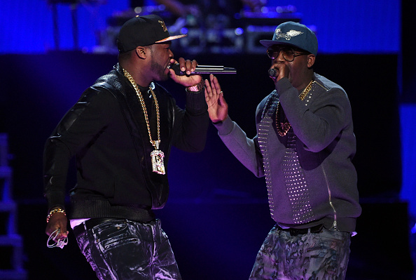 Tony Yayo「2014 iHeartRadio Music Festival - Night 2 - Show」:写真・画像(8)[壁紙.com]