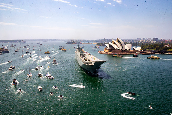 Sydney「Australians Celebrate Australia Day As Debate Continues Over Changing The Date」:写真・画像(17)[壁紙.com]