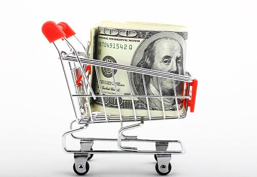 Inexpensive「Shopping」:スマホ壁紙(6)