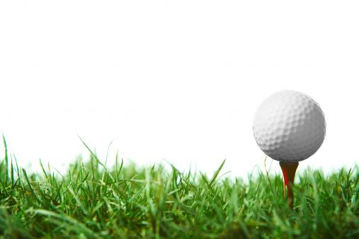 Golf Ball「Golfball on tee」:スマホ壁紙(10)