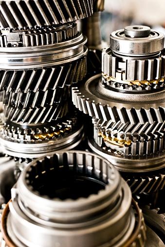 Gear - Mechanism「Car gearbox series」:スマホ壁紙(17)