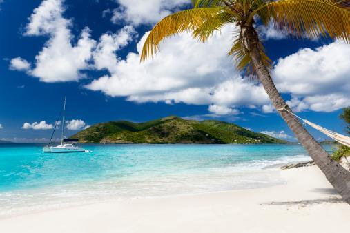 Catamaran「Sandy Cay - tropical island in the Caribbean」:スマホ壁紙(19)