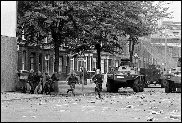 Army Soldier「Belfast Riot」:写真・画像(0)[壁紙.com]
