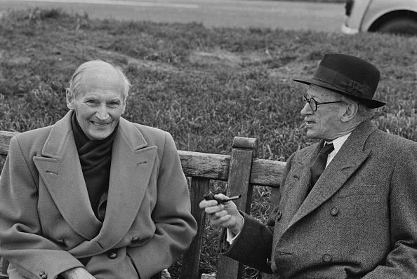William Lovelace「Montgomery and Liddell Hart」:写真・画像(14)[壁紙.com]