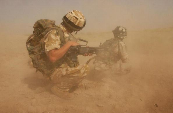 British Military「British Troops In Iraq」:写真・画像(6)[壁紙.com]