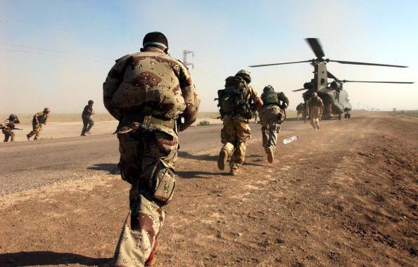 British Military「British Troops In Iraq」:写真・画像(3)[壁紙.com]