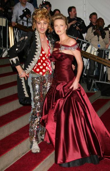 Medium-length Hair「MET Presents Anglomania: The Costume Institute Benefit Gala」:写真・画像(19)[壁紙.com]