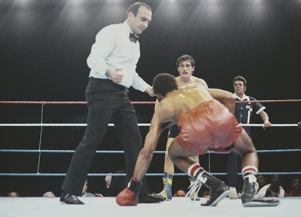 Barry McGuigan「WBA Featherweight Championship」:写真・画像(5)[壁紙.com]