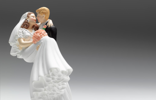 Female Likeness「Wedding cake figurines」:スマホ壁紙(6)