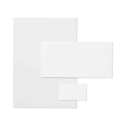 Gift Tag - Note「office stationery set」:スマホ壁紙(15)