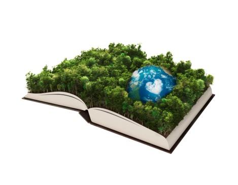 Climate Change「Green Story」:スマホ壁紙(13)