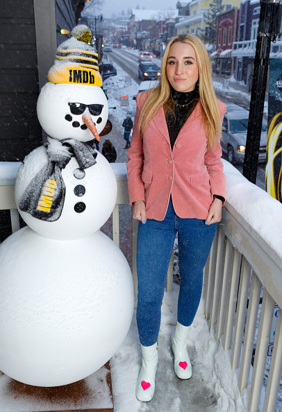 snowman「The IMDb Studio At The 2017 Sundance Film Festival Featuring The Filmmaker Discovery Lounge, Presented By Amazon Video Direct: Day Three - 2017 Park City」:写真・画像(19)[壁紙.com]