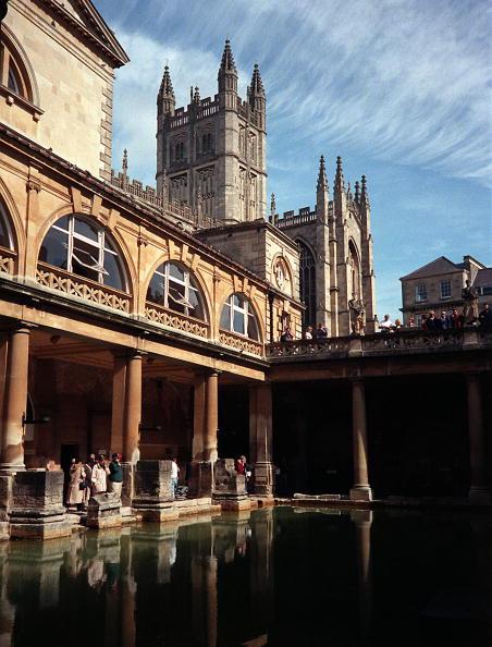 Roman Bath「The Roman Baths」:写真・画像(14)[壁紙.com]