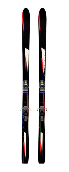 Skiing「Alpine Skis Vertical」:スマホ壁紙(10)