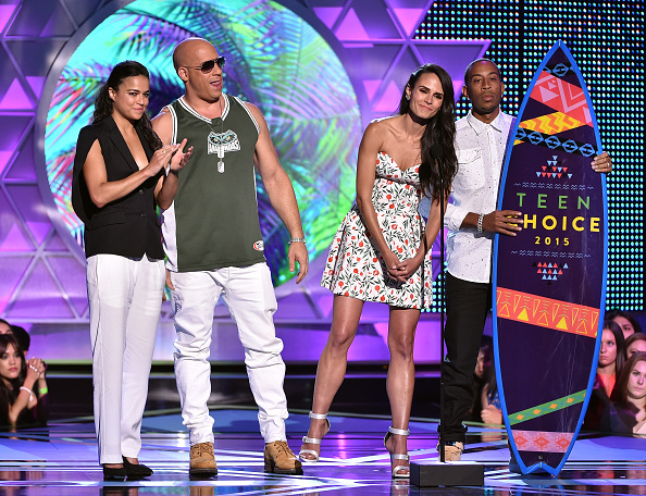 Action Movie「Teen Choice Awards 2015 - Show」:写真・画像(2)[壁紙.com]