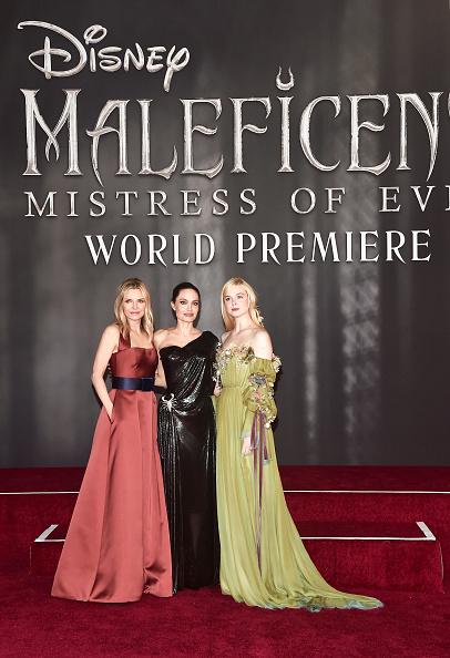 "Elle Fanning「World Premiere of Disney's ""Maleficent: Mistress of Evil""」:写真・画像(17)[壁紙.com]"