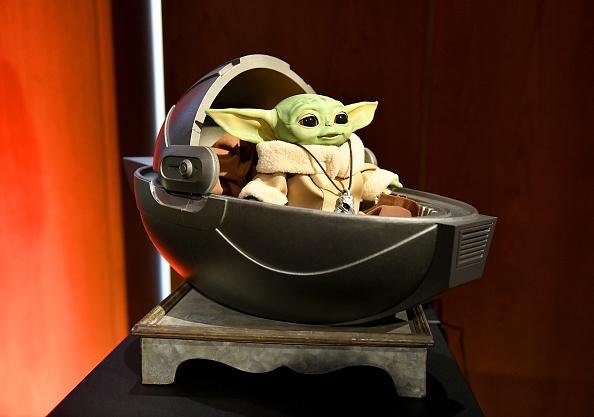 The Mandalorian - TV Show「STAR WARS New York Toy Fair Product Showcase: THE MANDALORIAN And STAR WARS: THE CLONE WARS」:写真・画像(19)[壁紙.com]