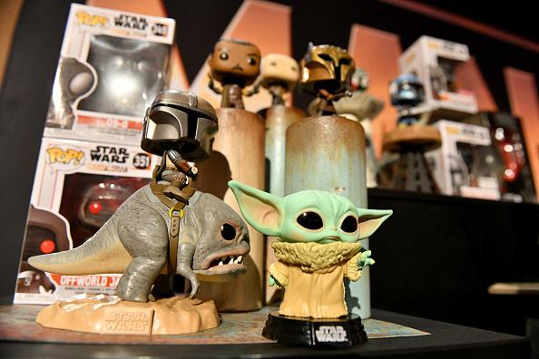 The Mandalorian - TV Show「STAR WARS New York Toy Fair Product Showcase: THE MANDALORIAN And STAR WARS: THE CLONE WARS」:写真・画像(11)[壁紙.com]
