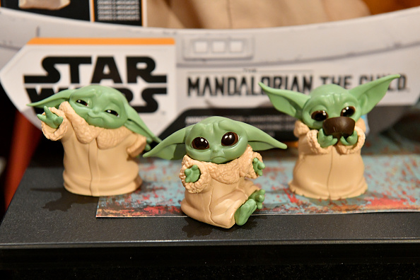 The Mandalorian - TV Show「STAR WARS New York Toy Fair Product Showcase: THE MANDALORIAN And STAR WARS: THE CLONE WARS」:写真・画像(5)[壁紙.com]