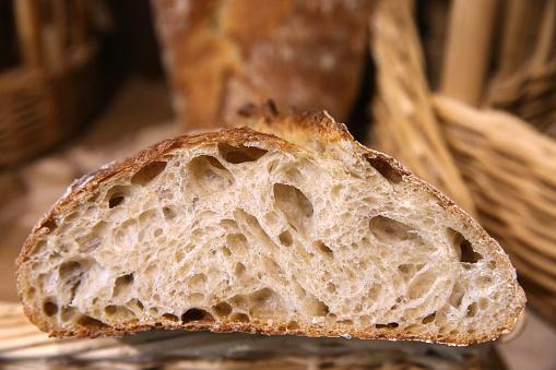 Bread「Bakery. French bread.  France.」:スマホ壁紙(9)