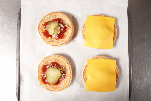 Burger「Hamburger」:スマホ壁紙(14)