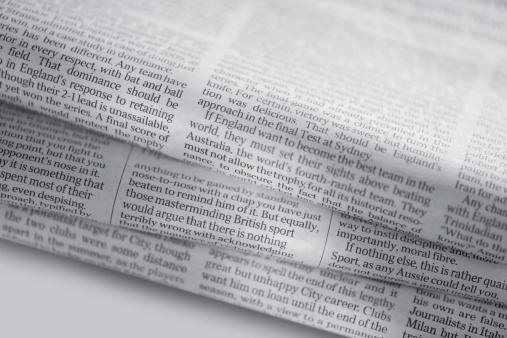 Printout「newspaper」:スマホ壁紙(8)