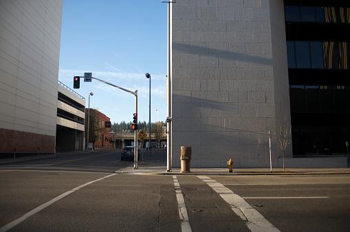 Ghost Town「Empty crosswalk」:スマホ壁紙(5)