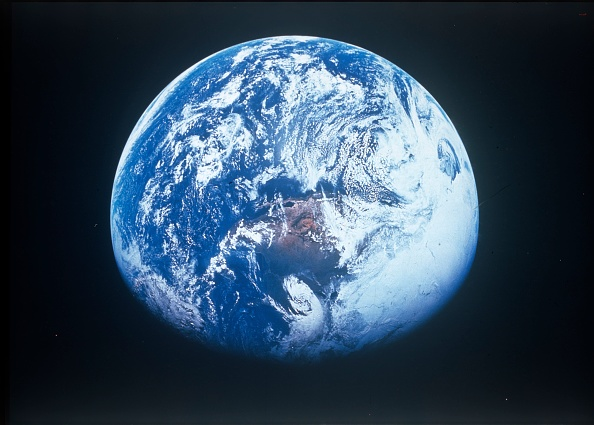 Outer Space「Earth From Apollo 16」:写真・画像(18)[壁紙.com]