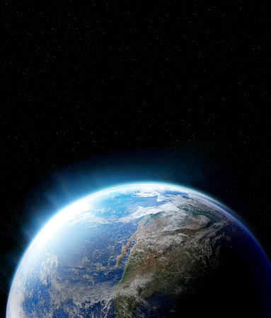 Space and Astronomy「Earth from Space」:スマホ壁紙(17)