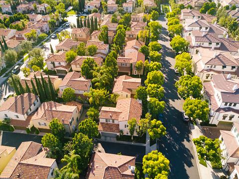 Cul-de-sac「Aerial of Neighborhood」:スマホ壁紙(14)