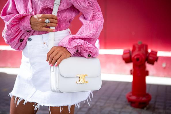 White Color「Day 6 - Street Style - Mercedes Benz Fashion Week Madrid Spring/Summer 2020」:写真・画像(17)[壁紙.com]