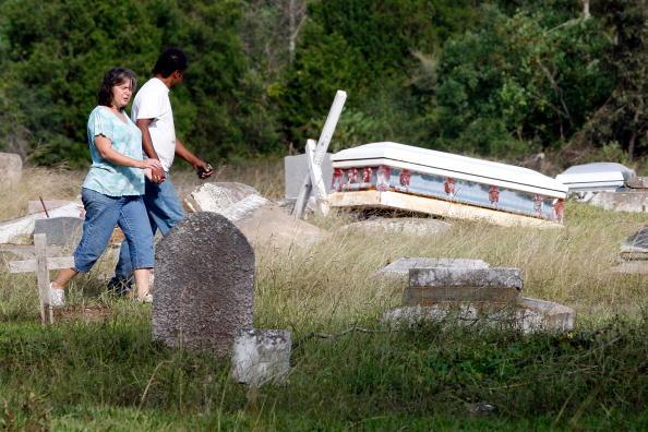 Hurricane Ike「Hurricane Ike Makes Landfall On Texas Coast」:写真・画像(12)[壁紙.com]