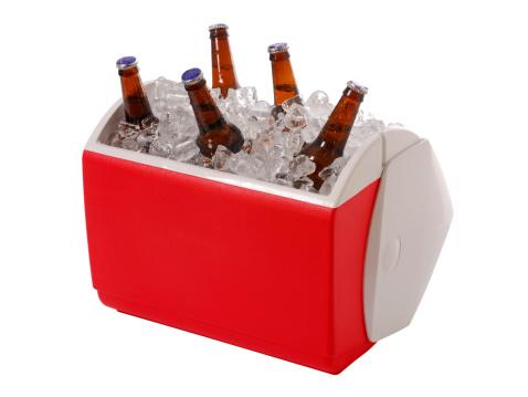 Alcohol - Drink「Beer Cooler」:スマホ壁紙(12)