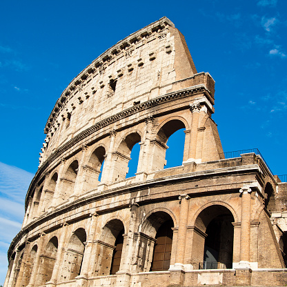 Ancient Civilization「The Colosseum,Rome」:スマホ壁紙(1)