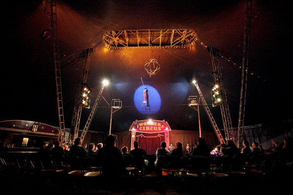 Circus Tent「Life On The Road With A Family Run Circus」:写真・画像(13)[壁紙.com]