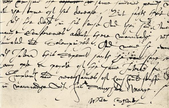 Writing「William Shakespeare - signature. English playwright,」:写真・画像(15)[壁紙.com]