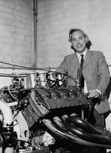 Engine「Keith Duckworth」:写真・画像(1)[壁紙.com]
