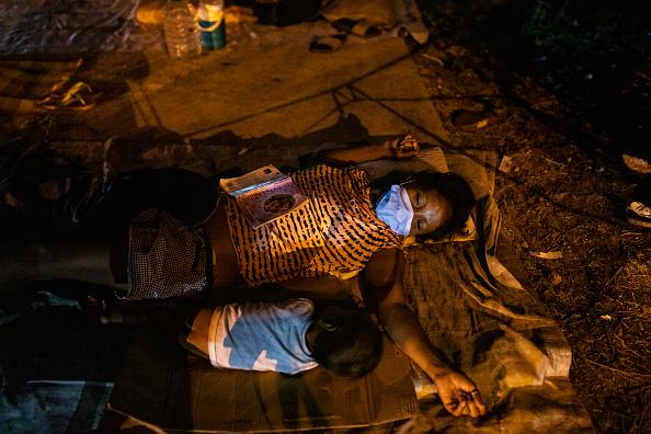 Homelessness「Northern Philippines Under Lockdown As The Coronavirus Continue To Spread」:写真・画像(8)[壁紙.com]