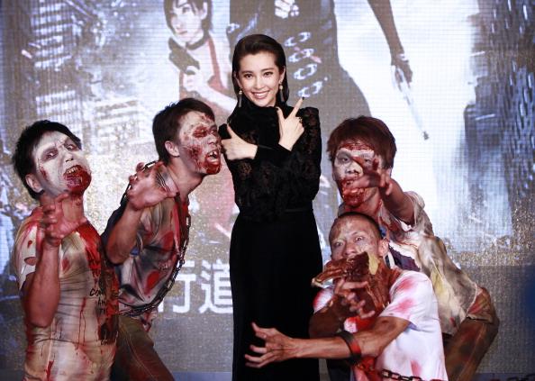 Li Bingbing「'Resident Evil 5: Retribution' Premiere In Taiwan」:写真・画像(13)[壁紙.com]