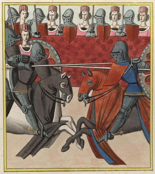 Medieval「Jousting Tournament」:写真・画像(6)[壁紙.com]